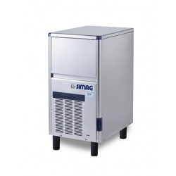 Simag 38kg/24h Self Contained Hollow Ice Cube Machine