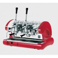 La Pavoni Lever 2 Group Espresso Machine L Series