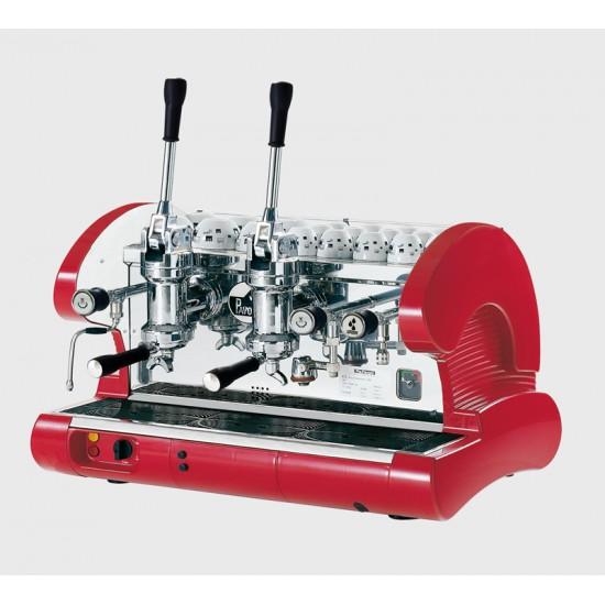 La Pavoni Lever 2 Group Espresso Machine L Series