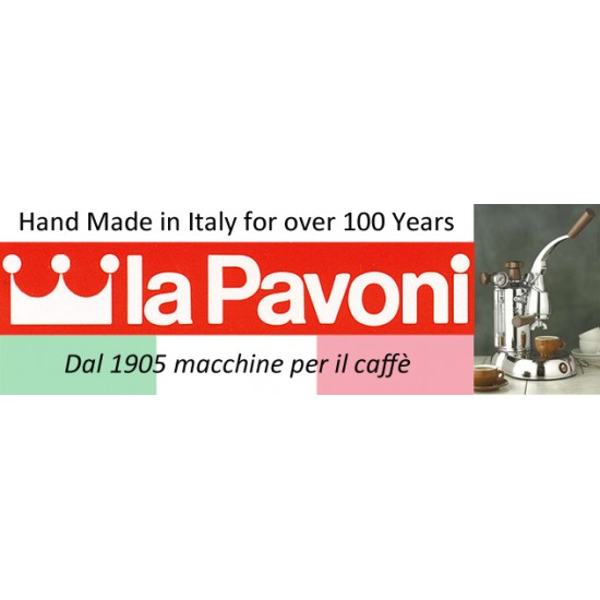 La Pavoni 2 Group Espresso Machine M Series