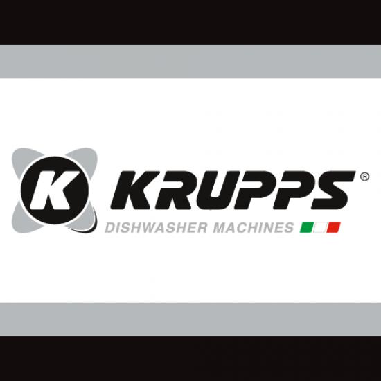 Krupps K1100E 500mm Pass Through DIshwasher