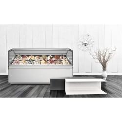 Italproget Dream H122 Ice Cream Display Freezer