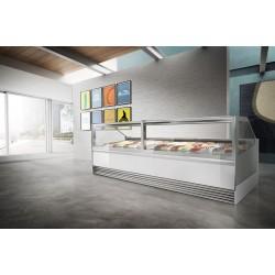 Frigomeccanica 12 Pans Premium Ice Cream Display Freezer
