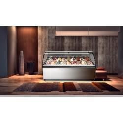 Italproget Moon H122 Ice Cream Display Freezer