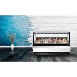 Italproget Power H138 Ice Cream Display Freezer