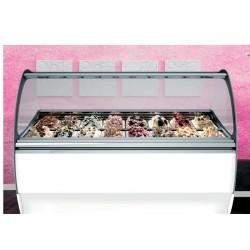 Italproget Twist H138 Ice Cream Display Freezer