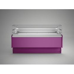 Italproget Smile Straight Glass H115 Pastry Display