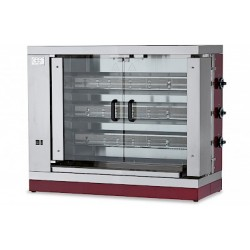 GGF Gas C3S Rotisserie Oven 12-15 Chickens Capacity