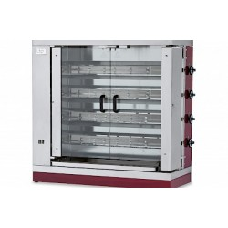 GGF Gas C4S Rotisserie Oven 16 - 20  Chickens Capacity