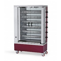 GGF Gas C6S Rotisserie Oven 24 - 30  Chickens Capacity