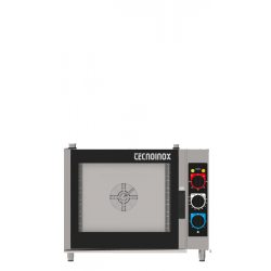 Tecnoinox Gas Combi Steamer Oven GFB06M (6X60/40cm) Electromechanical Control