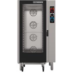 Tecnoinox Electric Combi Steamer Oven EFP16M (16X60/40cm) Electromechanical Control