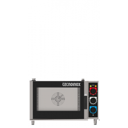 Tecnoinox Electric Combi Steamer Oven EFB04M (4X60/40cm) Electromechanical Control