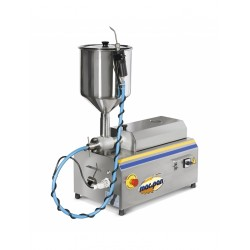 Mac Pan Pastry Filling Machine with Electric Piston