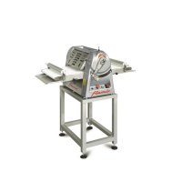 Flamic Pastry Dough Sheeter 450x700mm