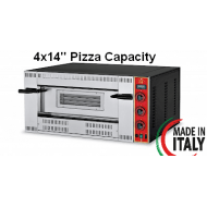 "GGF G4/72 Gas Pizza Oven 4x14"" Pizza Capacity"