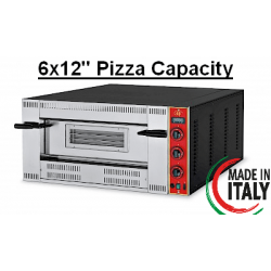 "GGF G6 Gas Pizza Oven 6x12"" Pizza Capacity"