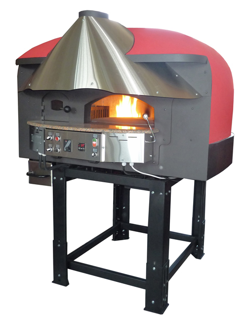 Dual Fuel Gas & Wood Fired Pizza Ovens