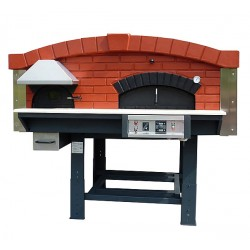 Dual Fuel Wood & Gas Pizza Oven Series MIX120V
