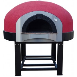"Traditional Wood Fired Pizza Oven 13/12"" D160K Silicone"