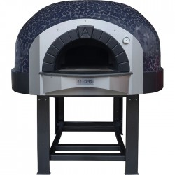 """Traditional Wood Fired Pizza Oven 10/12"""" D140K Mosaic"""