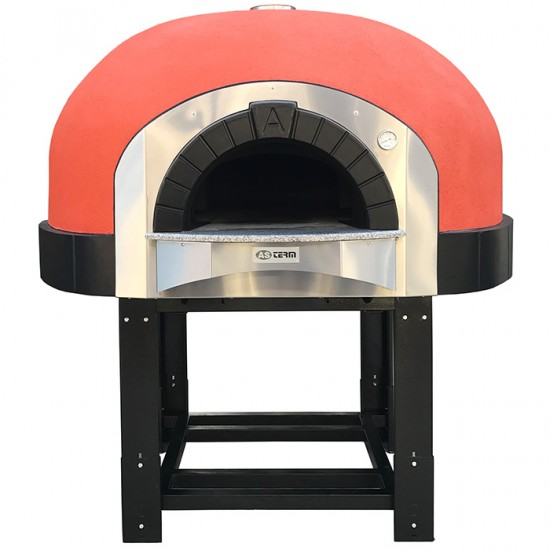 """Traditional Wood Fired Pizza Oven 10/12"""" D140K Silicone"""