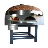 Traditional Wood Fired Pizza Oven D120VK Mosaic