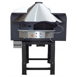 Traditional Wood Fired Pizza Oven With Rotating Base DR85K Mosaic