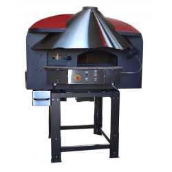 Traditional Wood Fired Pizza Oven With Rotating Base DR85K Silicone
