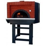 """Traditional Wood Fired Pizza Oven 4/12"""" D100C"""