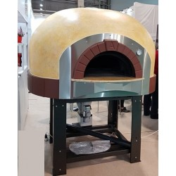 "Traditional Wood Fired Pizza Oven 10/12"" D140K Silicone"