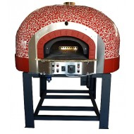 Traditional Gas Pizza Oven with Rotating Base GRK Mosaic