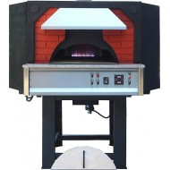 Traditional Gas Pizza Oven GRC Rotating Base