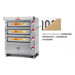 Italforni Triple Deck | ES6 ES9 ES12 | Electric Pizza Oven