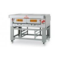 Italforni Gas Single Deck EGC EGB EGA Heavy Duty Pizza Oven