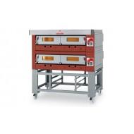 Italforni Gas Twin Deck EGC EGB EGA Heavy Duty Pizza Oven