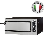 Prisma Food Small Basic 1/40 Single Deck Electric Pizza Oven