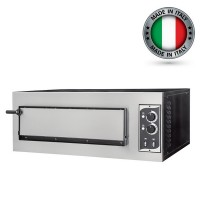 Prisma Food Small Basic 1/50 Single Deck Electric Pizza Oven