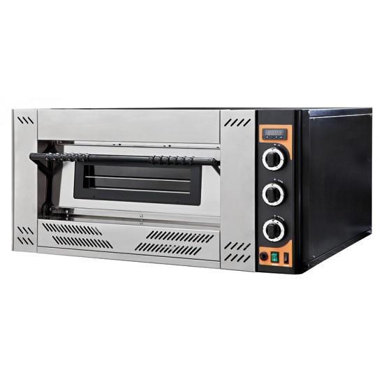 """Prisma G6 Gas Pizza Oven 6x12"""" Pizza Capacity"""