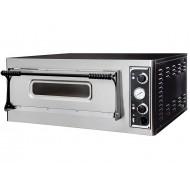 "Prisma Basic 4 Single Deck Electric Pizza Oven 4x13"" Pizza"