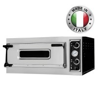 Prisma Food Trays 4 Single Deck Electric Pizza-Bakery Oven