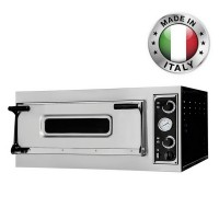 Prisma Food Trays 6 Single Deck Electric Pizza-Bakery Oven
