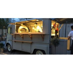 Truck Pizza Oven Small Alfa