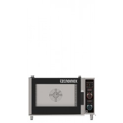 Tecnoinox Electric Combi Steamer Oven EFB04D (4X60/40cm) Electronic Control