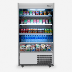 Williams R100 279ltr (Nightblind) Refrigerated Multideck