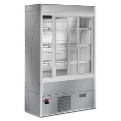 Zoin Light LG Slimline Multideck Chiller w/ Sliding Doors