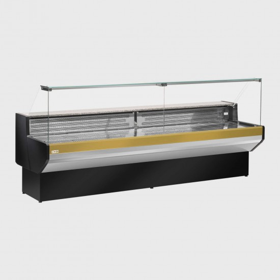 Zoin Patagonia Straight Glass Butcher Display