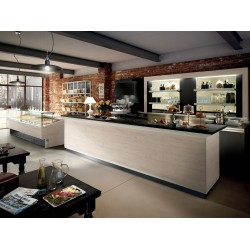 System Frigomeccanica ''BRERA'' Bar Design