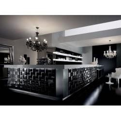 System Frigomeccanica ''GALLERY'' Bar Design