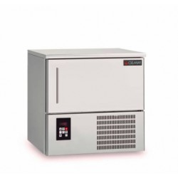 Gemm Countertop Blast Chiller 10-7kg Shock Freezer - 3 Trays Basic